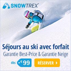 Séjour au ski avec forfait