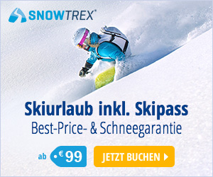 SKIURLAUB MIT SNOWTREX